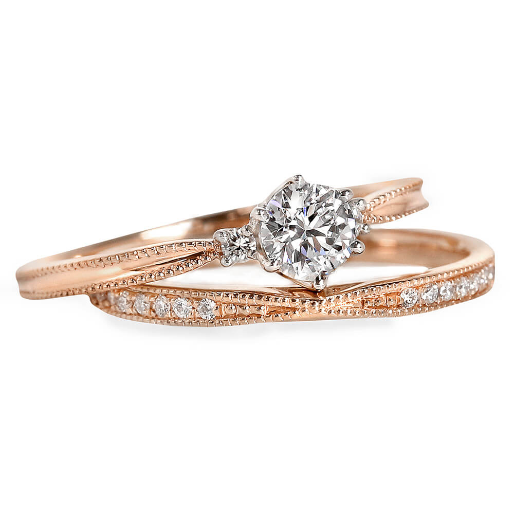 Stephanie Set Ring