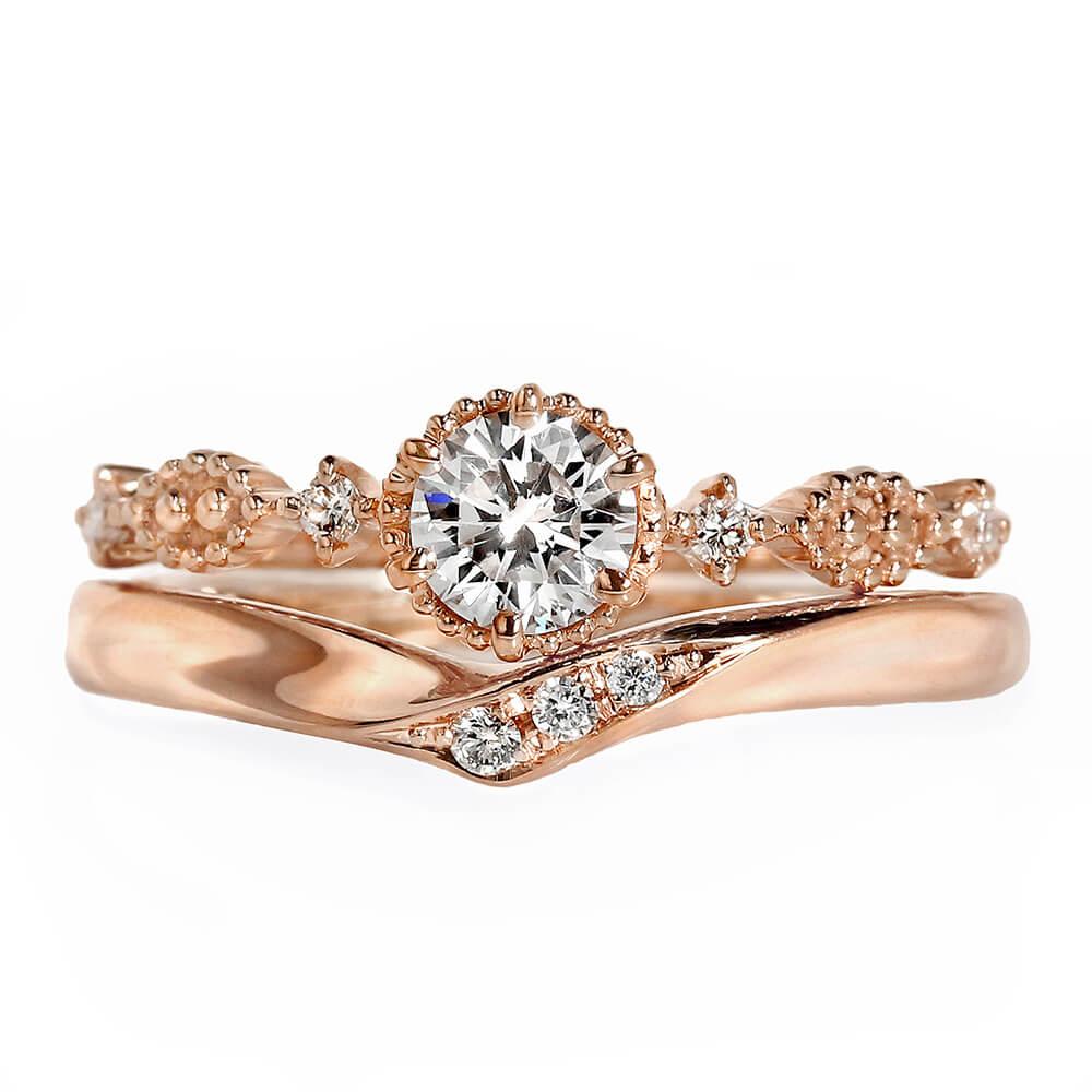 Anna Set Ring