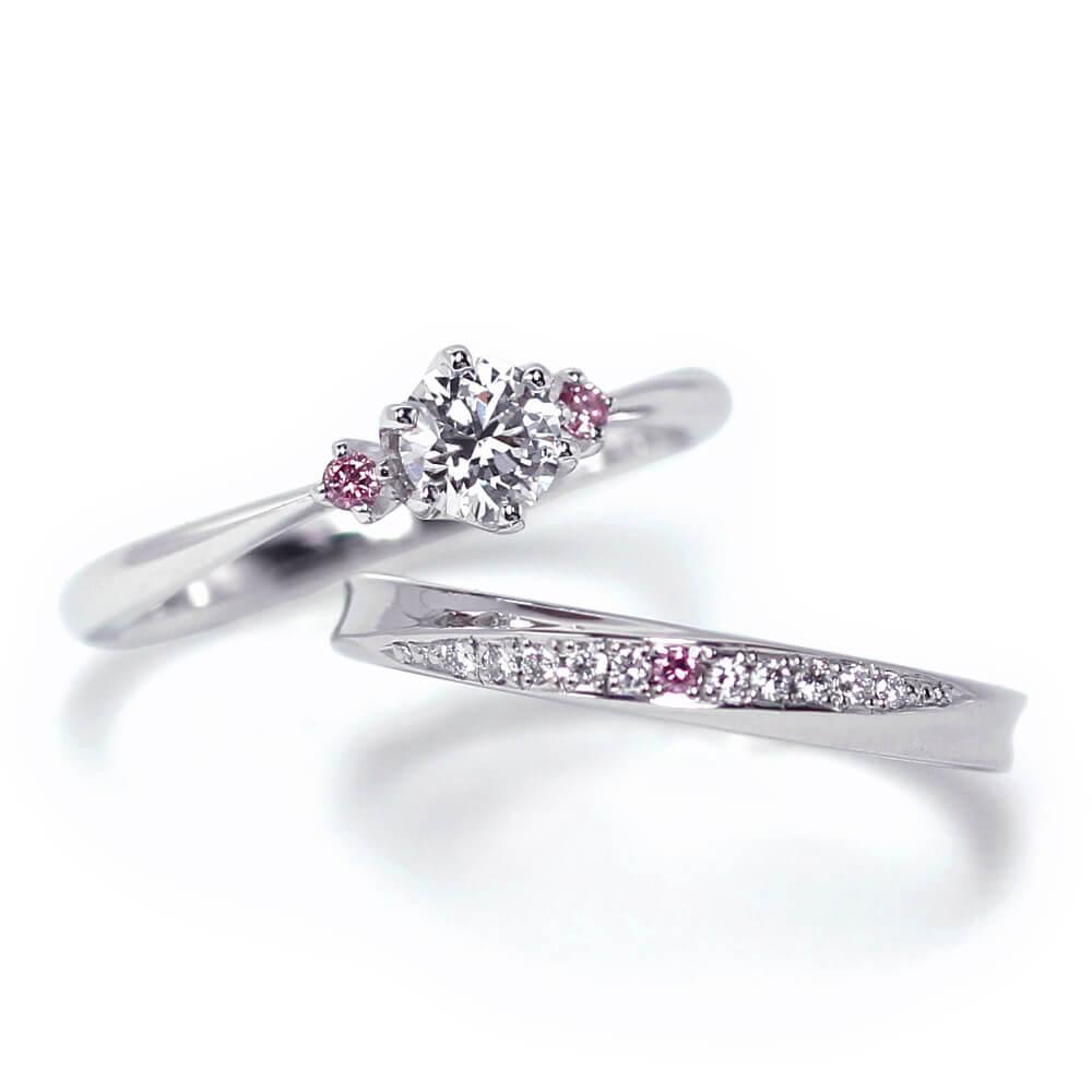 Rosy Set Ring