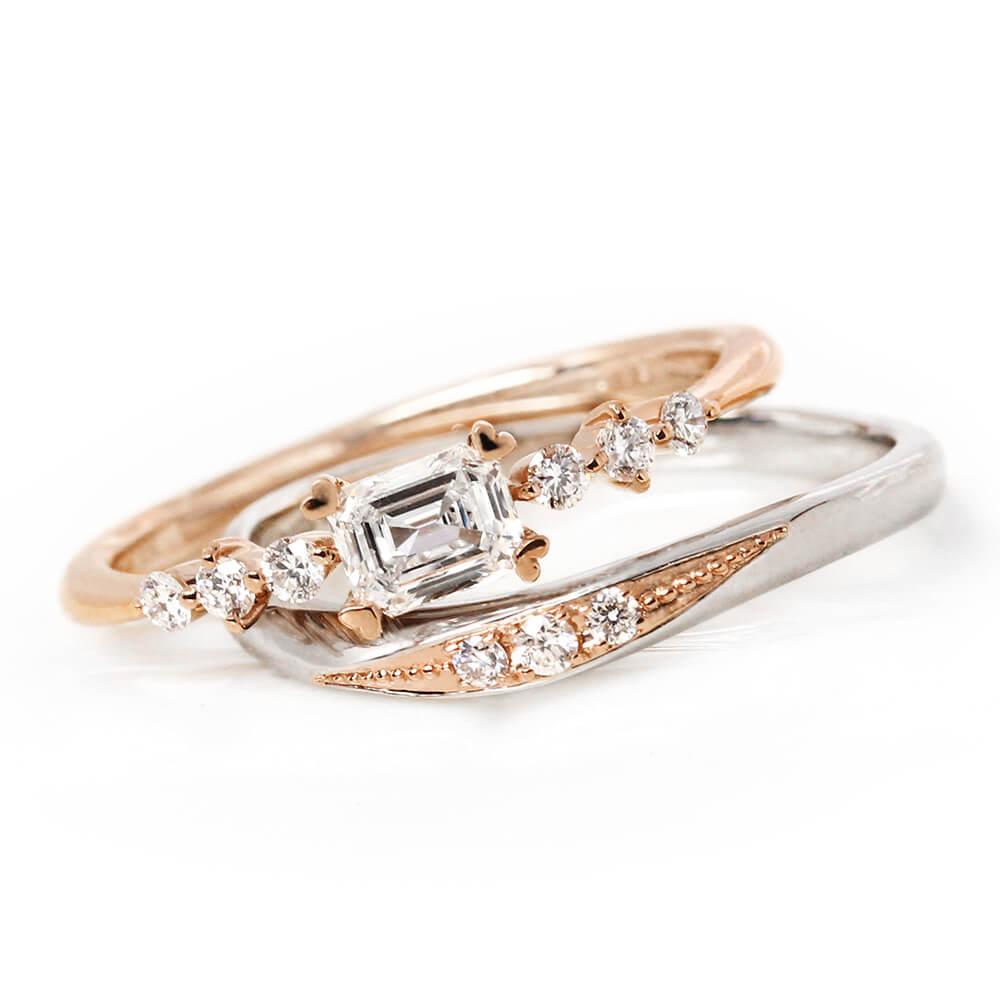 Amber Set Ring